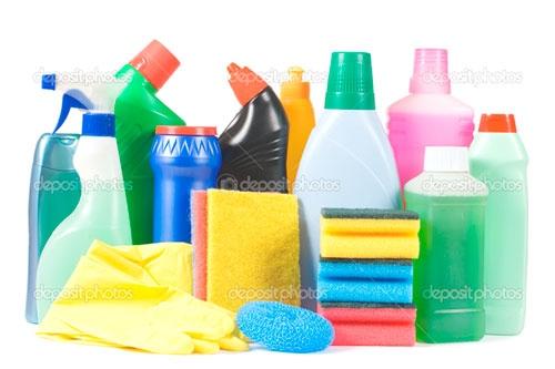 Химия в быту моющие и чистящие средства доклад 9028